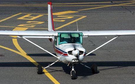 Pilotem Cessny 152 na zkoušku (standardní balíček)