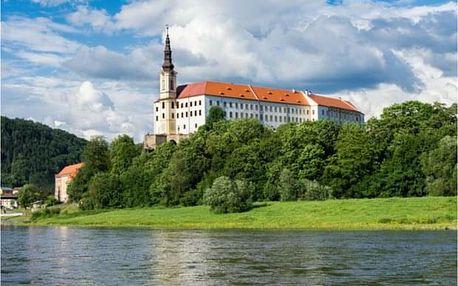 Děčín: prohlídka města a zámku s průvodcem