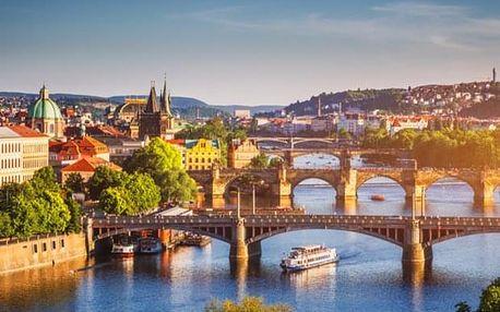 Pražské vyhlídky: soukromý 3hod výlet na e-koloběžce