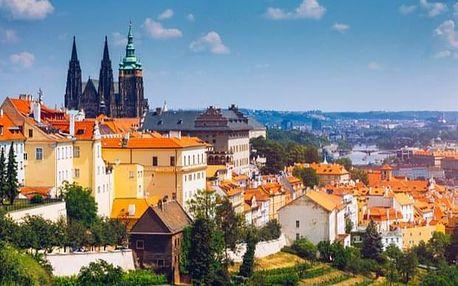 Pražské vyhlídky: soukromý 3hodinový výlet na e-kole