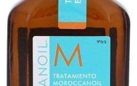 Moroccanoil Treatment Light 25 ml vlasová péče pro jemné a blond vlasy pro ženy