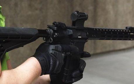 Střelecký program 3 Guns Delta na střelnici v Praze