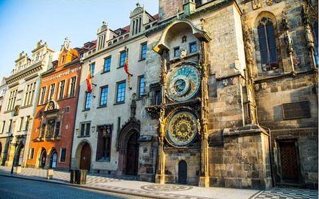 Vstup do Věže Staroměstské radnice s výkladem