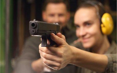 Základní střelecký kurz s instruktorem (pistole)