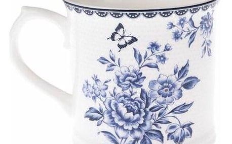 Porcelánový hrnek Casandra, 400 ml
