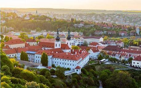 Soukromý 1,5hodinový výlet po Praze na segway