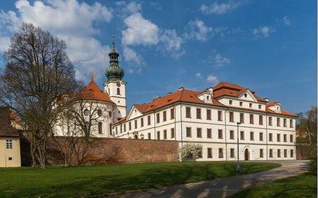 3hodinový výlet po Praze: na segway ke klášterům
