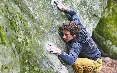Boulder Camp v CHKO Broumovsko: intenzivní kurz
