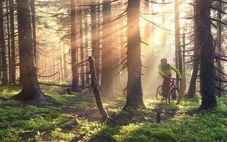 Cyklo výlet Krkonošským národním parkem