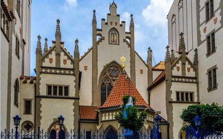 Procházka Josefovem a Starým Městem Prahy