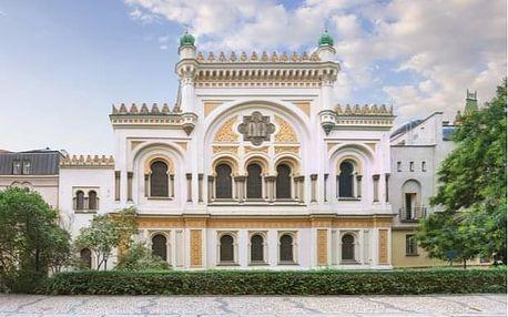 Návštěva Židovského Muzea v Praze a jeho okolí
