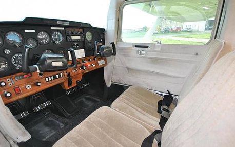 Pilotem Cessny 152 na zkoušku (profi plus balíček)