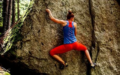 Boulder Camp u Lipna: intenzivní kurz
