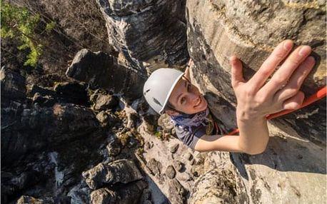 Kurz lezení v CHKO Labské pískovce
