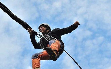 Adrenalinové dobrodružství ve Špindlerově Mlýně