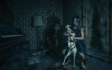 Legendární Dům duchů - hororový film naživo od The Chamber®