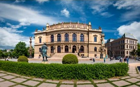 1,5hodinová cyklo-vyjížďka do centra Prahy
