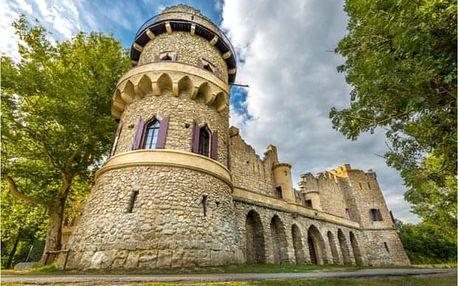 Cyklovýlet s průvodcem Pohanskem a na Janův hrad