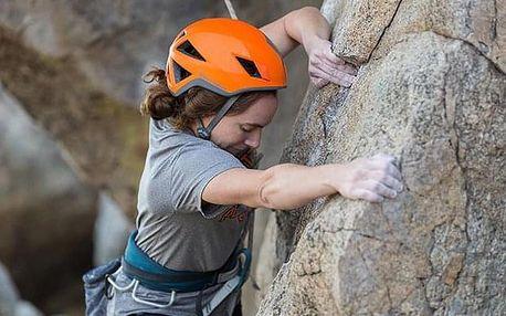 Lezení na skalách pro mírně pokročilé u Koněprus