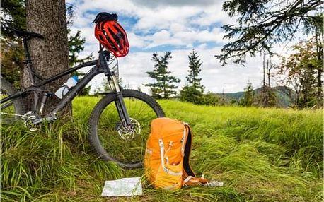 Celodenní výlet na horských kolech z Prahy