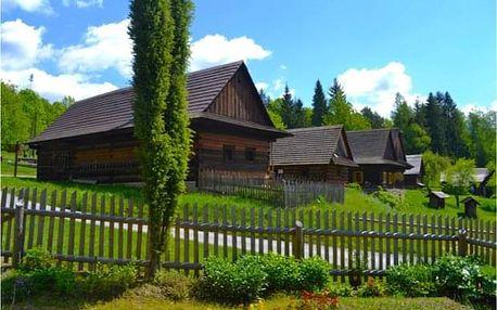 Dvoudenní výlet autobusem do regionu Valašsko