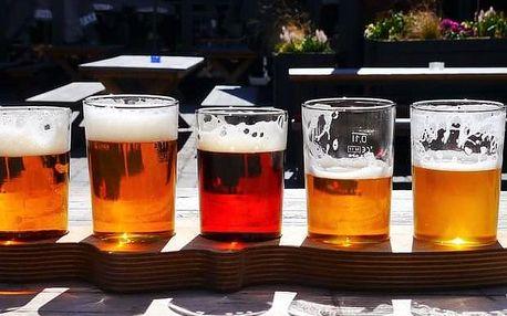 Pražské pivnice a minipivovary s neomezenou konzumací