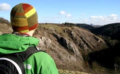 Výlet po pražských skalách