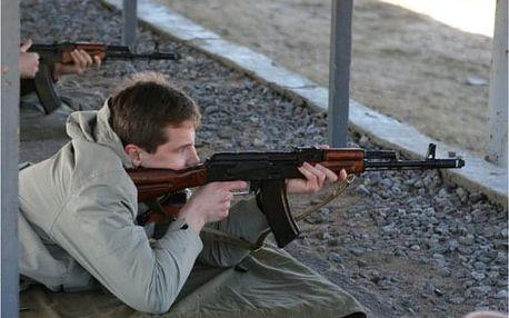 Základní střelecký kurz (pistole a útočná puška)