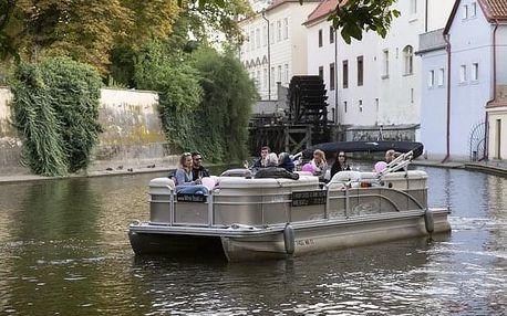 Soukromá plavba po Vltavě s ochutnávkou vína
