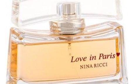 Nina Ricci Love in Paris 50 ml parfémovaná voda pro ženy