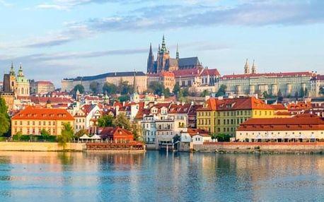 Soukromá vyjížďka na e-kole na Pražský hrad