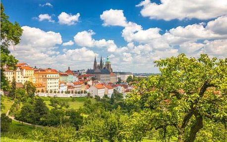Soukromá dvouhodinová vyjížďka na e-koloběžce na Pražský hrad