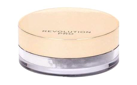 Makeup Revolution London Revolution PRO Hydra Matte 5,5 g transparentní zmatňující pudr pro ženy Translucent