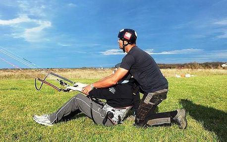 Jednodenní kurz landkitingu v Praze