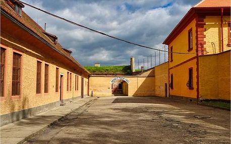 Návštěva koncentračního tábora Terezín z Prahy