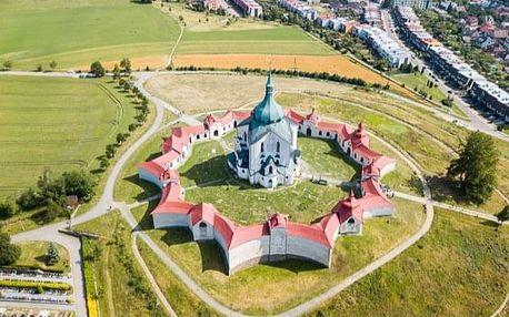 Výlet do Žďáru nad Sázavou a na středověký hrad Pernštejn