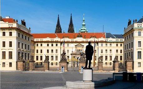 Procházka po Hradčanech v Praze