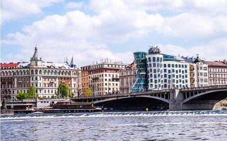 Poznejte architekturu v Praze - soukromá procházka