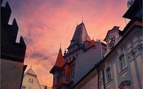 Pražské Židovské město: výklad včetně vstupného (Okruh 1)