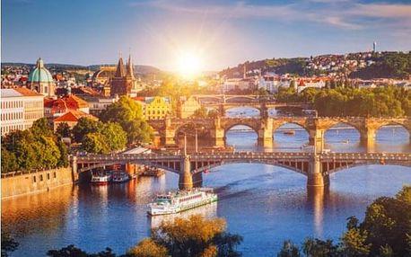 Pražské vyhlídky - 3hodinový cyklovýlet