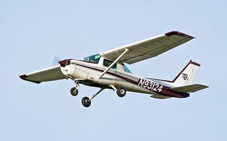 Pilotem Cessny 152 na zkoušku (profi balíček)
