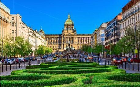 Soukromá 1,5hodinová cyklo-vyjížďka do centra Prahy