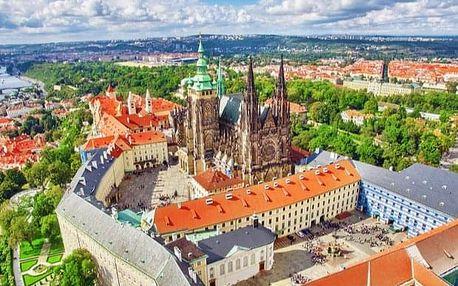 Skip-the-line vstup do Pražského hradu (vyzvednutí v 10:05 hod.)