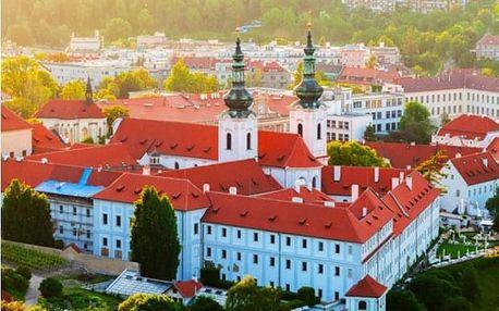 Pražské vyhlídky: soukromá 2hod projížďka na segway