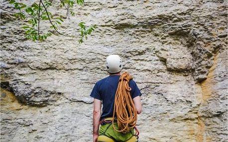 Celodenní horolezecký kurz pro úplné začátečníky