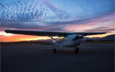 Pilotem Cessny 172 na zkoušku (profi balíček)