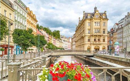 Soukromá procházka po Karlových Varech z Prahy