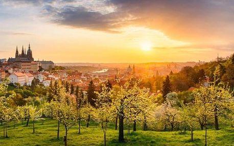 Výlet na e-koloběžce na Pražský hrad s vyzvednutím