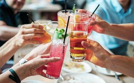 Ochutnávka koktejlů v pražských barech a klubech