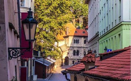 Soukromá procházka pražským Židovským městem